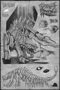Sketchbook chasmfiend