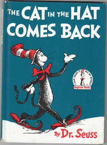 File:The Cat in the Hat Comes Back.JPG