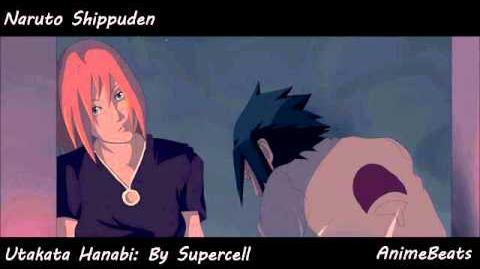 Naruto Shippuden Utakata Hanabi (Male Version)