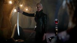Hook's sword