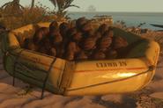 Life Boat Food Storage