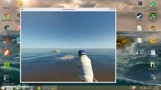 "Stranded Deep - How to ""make"" a canoe"