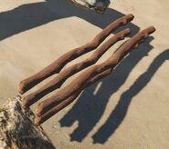 Sticks From Trunks