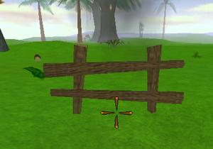 Fence stranded 2