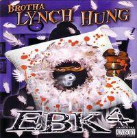 Brotha Lynch Hung-EBK4 cover front