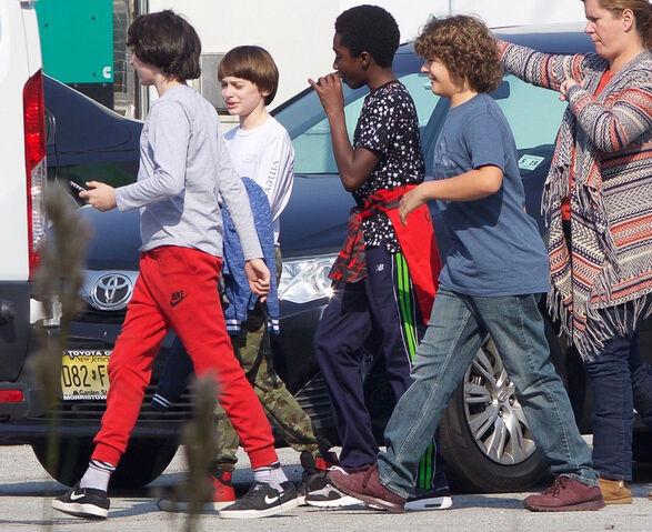 File:November 14, 2016 – Season Two Boys on Set.jpg