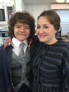 Henderson Mother and Son BTS