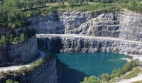Filming Location – Bellwood Quarry