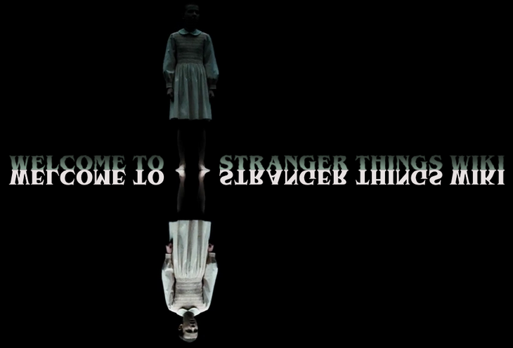 Stranger Things Wiki - Welcome version 3