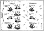 Sea battle of classe