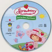 Strawberry Shortcake and Her Berry Best Friends-cd