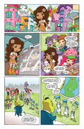 Strawberry Shortcake Comic Books Issue 8 - Page 9