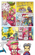Strawberry Shortcake Comic Books Issue 1 - Page 16