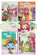 Strawberry Shortcake Comic Books Issue 4 - Page 4
