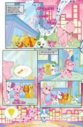 Strawberry Shortcake Comic Books Issue 7 - Page 21
