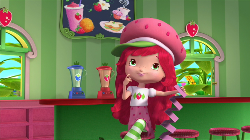 Strawberry Shortcake - A Berry Grand Opening - YouTube