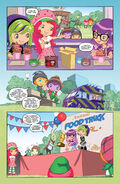 Strawberry Shortcake Comic Books Issue 5 - Page 17