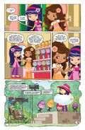 Strawberry Shortcake Comic Books Issue 6 - Page 16