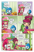 Strawberry Shortcake Comic Books Issue 4 - Page 5