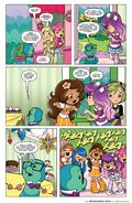 Strawberry Shortcake Comic Books Issue 0 - Page 12