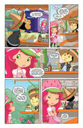 Strawberry Shortcake Comic Books Issue 5 - Page 12