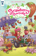 Strawberry Shortcake Comic Books Issue 6 - Page 1