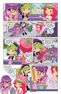 Strawberry Shortcake Comic Books Issue 5 - Page 16