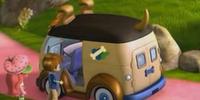 Huck's Pup-Mobile
