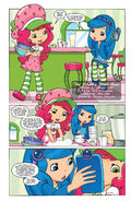 Strawberry Shortcake Comic Books Issue 8 - Page 3