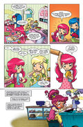 Strawberry Shortcake Comic Books Issue 4 - Page 11