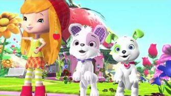 Strawberry Shortcake - Dance Puppy Dance