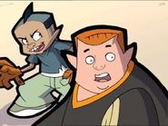 Tony and Cartoon