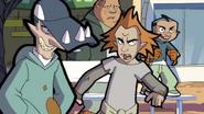 Shark, Sudsy, Headbutt, and Cartoon 02