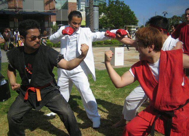 File:Harada and Kazuya x Ono and Ryu.jpg