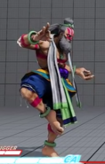 SFV Dhalsim Premium Battle Costume