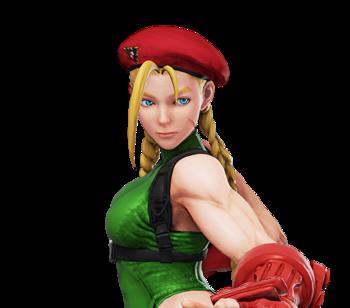 Cammy | Street Fighter Wiki | FANDOM - 82.7KB