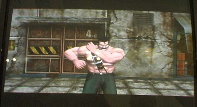 File:Haggar's in Capcom All-Stars.jpg