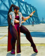 SFV Chun-Li Capcom Pro Tour Costume