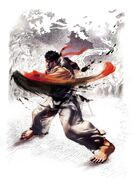 Super Street Fighter IV-RYU