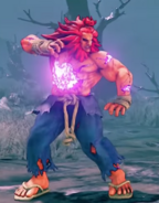 SFV Akuma-Story Costume Re-Edited