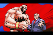 Street-Fighter II Turbo Revival - Zangief's Ending