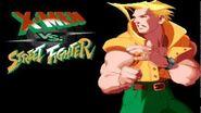 X-Men vs Street Fighter Music - CHARLIE