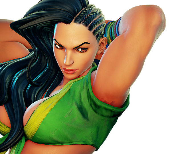 Laura street fighter 5 cosplay