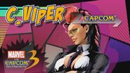 Marvel vs Capcom 3 Fate of Two Worlds C. Viper