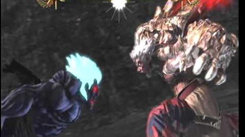 Asura's Wrath DLC Super Street Fighter Akuma Vs Asura DLC May 15th 2012 lost ep 2