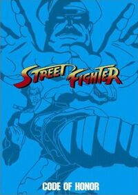 Street Fighter Code of Honor