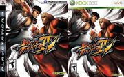 Street Fighter 4 ps3 x360