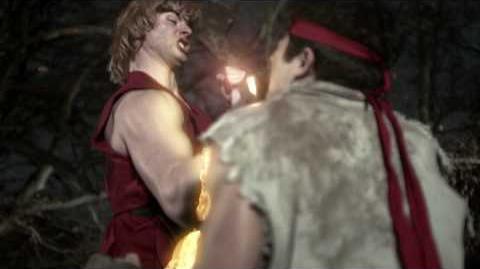 Street Fighter Legacy - Short Fan Film