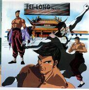 Feilong-animeart
