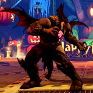 SFV Alex Halloween Hidden Costume